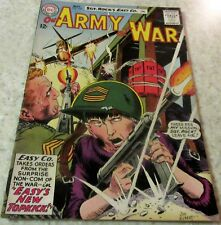 Our Army at War 142, (FN+ 6.5) 1964 Kubert art! 40% off Guide!