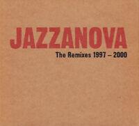 Jazzanova 2xCD The Remixes 1997-2000 - Digipak - Germany (EX+/EX+)