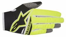 Guanti Adulto Alpinestars Radar Flight Gloves Giallo Fluo Nero Cross Enduro