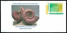 Spain privée-Ganzsache fossil ammonite ammonite Russia PRIVATE COVER RARE cg16