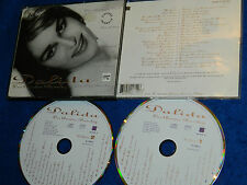 2 CD DALIDA versions originales 1991 LES ANNEES BARCLAY
