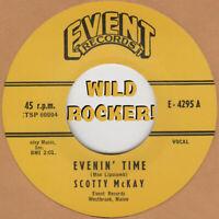 ROCKABILLY REPRO: EVENT 4295 – SCOTTY McKAY – ROLLIN' DYNAMITE / EVENIN' TIME