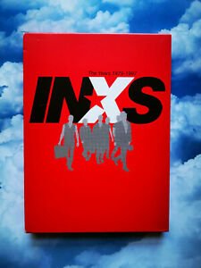 The Years 1979 - 1997 INXS 🎬 DVD Region ALL 🎬
