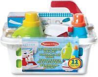 Melissa & Doug Lavandería Cesta Housekeeping Limpieza Niños Playset de Juguete