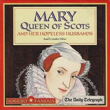 HORRIBLY FAMOUS<>MARY QUEEN OF SCOTS<>AUDIO BOOK<>DAILY TELEGRAPH PROMO  ~