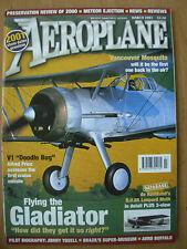 AEROPLANE MONTHLY MAGAZINE MARCH 2001