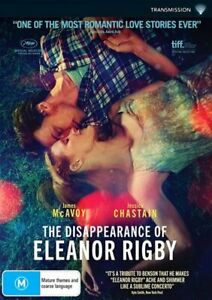 The Disappearance Of Eleanor Rigby DVD