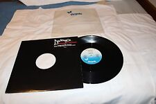 "Divinyls 12""  Promo Single with original record Company Sleeve-PLEASE AND PAINx2"
