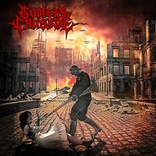 Godless croisade World in Flames CD 2017