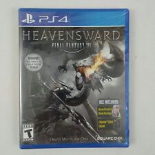 Final Fantasy XIV Online Heavensward (Sony PlayStation 4) 2015 NEW online only