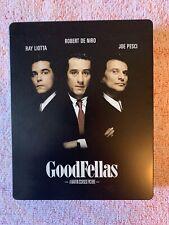 Goodfellas. Limited Edition Steelbook Blu-ray.