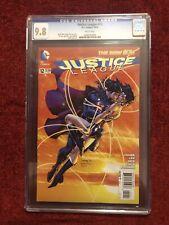 Justice League #12 CGC 9.8