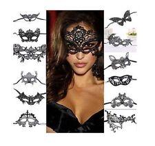 Party Maske Venezianische Gesichtsmaske Spitze Karneval Sylvester Augenmaske *