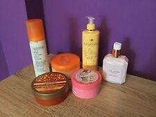 Body Moisturiser/Lotion Bundle. Soap & Glory, Champneys, Ted baker, Body Shop.
