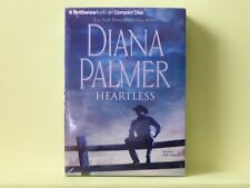 Heartless by Diana Palmer (2009, CD, Abridged)