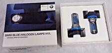 BMW Brand OEM Blue-Halogen Light Bulb H11 Pair Brand New