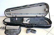 Royal Wooden Viola Case Adjustable from 15'' to 16.5'' Viola 3.33KG VT-099
