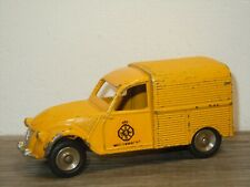 Citroen 2CV ANWB Wegenwacht Van - Dinky Toys 562H France *37592