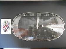 vetro faro Hella FORD 17M P3 headlight glass 17-82415 K 11656 New OLD Stock