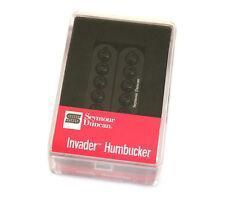 Seymour Duncan SH-8n Invader Black Humbucker Neck Guitar Pickup 11102-29-B