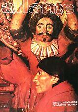 ATLANTE - Novembre 1974 [Rivista, Istituto Geografico De Agostini, Novara]