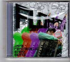 (HK315) Floattt, Jap's Psychedelic Break Beats - 2009 Sealed CD