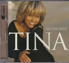 Tina Turner (2 Cd) All The Best Nutbush City Limits Greatest Hits of