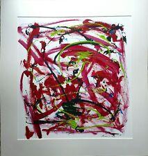 Antonio Maragnani - Acrilici su cartone, opera unica del 2005