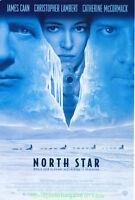 NORTH STAR MOVIE POSTER Original SS 27x40 JAMES CAAN CHRISTOPHER  LAMBERT 1996