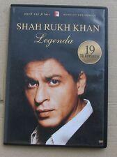 Shah Rukh Khan - Legenda [The Legend] (DVD) Bollywood India Indie teledyski