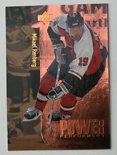 1996-97 Upper Deck Power Performers Mikael Renberg P2 Philidelphia Flyers