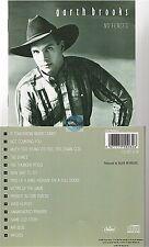 GARTH BROOKS no fences CD ALBUM