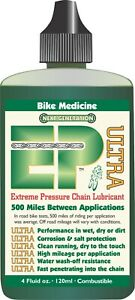 EXTREME PRESSURE ULTRA 120ml  : Companion Bike Chain Lubricant to Purple Extreme
