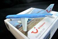 herpa britannia airways boeing 757-200 1:500 nr 510219 in ovp aus sammlg selten!