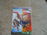 Justice League - Crisis On Two Earths (DVD) ( 2 disc set )
