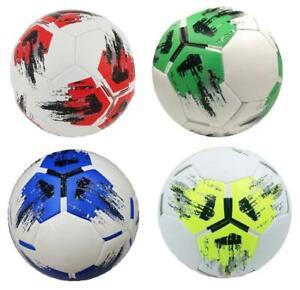 Football Ball Size 5 training Soccer Match Ball World Cup Design Top Quality UK