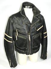 Mens SRS Sonic Racing Jacket Motorcycle Coat XL