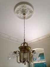 antike original deckenlampen bis 1945 im jugendstil ebay. Black Bedroom Furniture Sets. Home Design Ideas