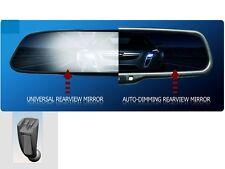 Auto dimming rear view mirror,interior mirror auto dimm,fits Peugeot,Citroen,UK