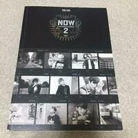 Used BTS Now 2 Only Photobook no DVD Photocard No Bookmark and japan Rare