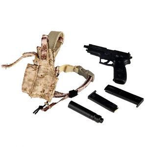 Easy&Simple ES26030C 1/6 Special Mission Unit Frozen Night Assault Pistol Set
