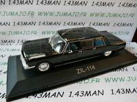 BAL9H Voiture 1/43 IXO DEAGOSTINI Balkans : limousine ZIL 114