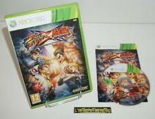 ++ jeu xbox 360 street fighter X tekken ++