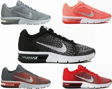 Baskets Air Max rouge pour femme