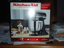 KitchenAid KSM150PS Artisan 325 Watts Stand MixerTILT HEAD BLACK ONYX 5 QUART