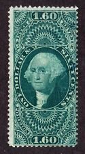 US R79c $1.60 Foreign Exchange Revenue Used F-VF SCV $180 (01)