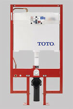 TOTO WT152M DuoFit In-Wall Tank System for Wall-Hung Toilet, 1.6 GPF and 0.9 GPF