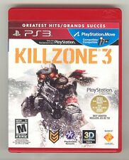 Killzone 3 - Greatest Hits Edition (not for resale) Playstation 3 PS3 game MINT