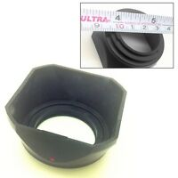 Camera Lens Hood Shade For Yashica MAT 124G Rollei Bay 1 Autocord Rolleicord TLR