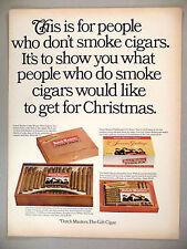 Dutch Masters Cigar PRINT AD - 1967 ~ cigars